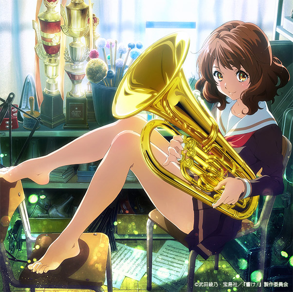 Sound Euphonium Our Works Kyoto Animation Website